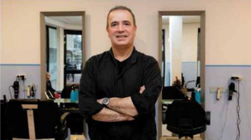 kapper Gosro Hosseini
